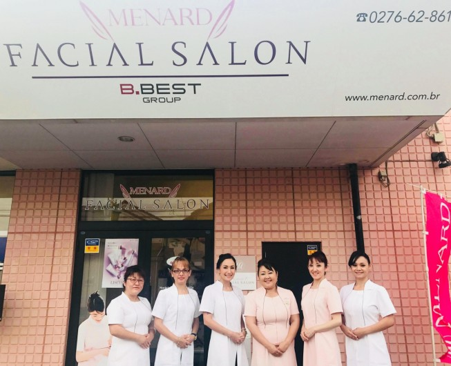 MENARD FACIAL SALON B-BEST GROUP 2